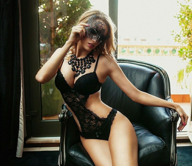 Madeline Luxury Escort