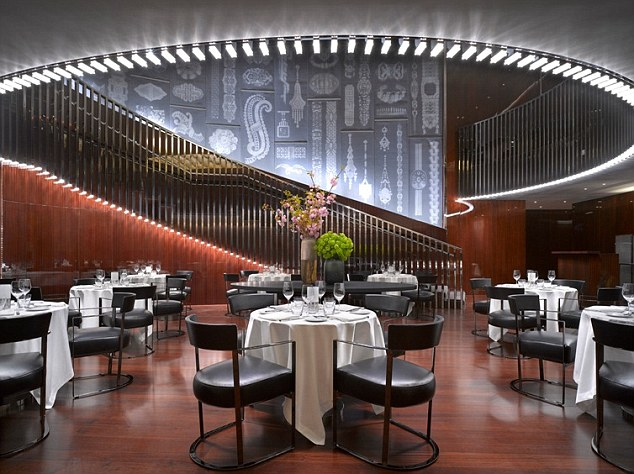 Expensive Restaurant
